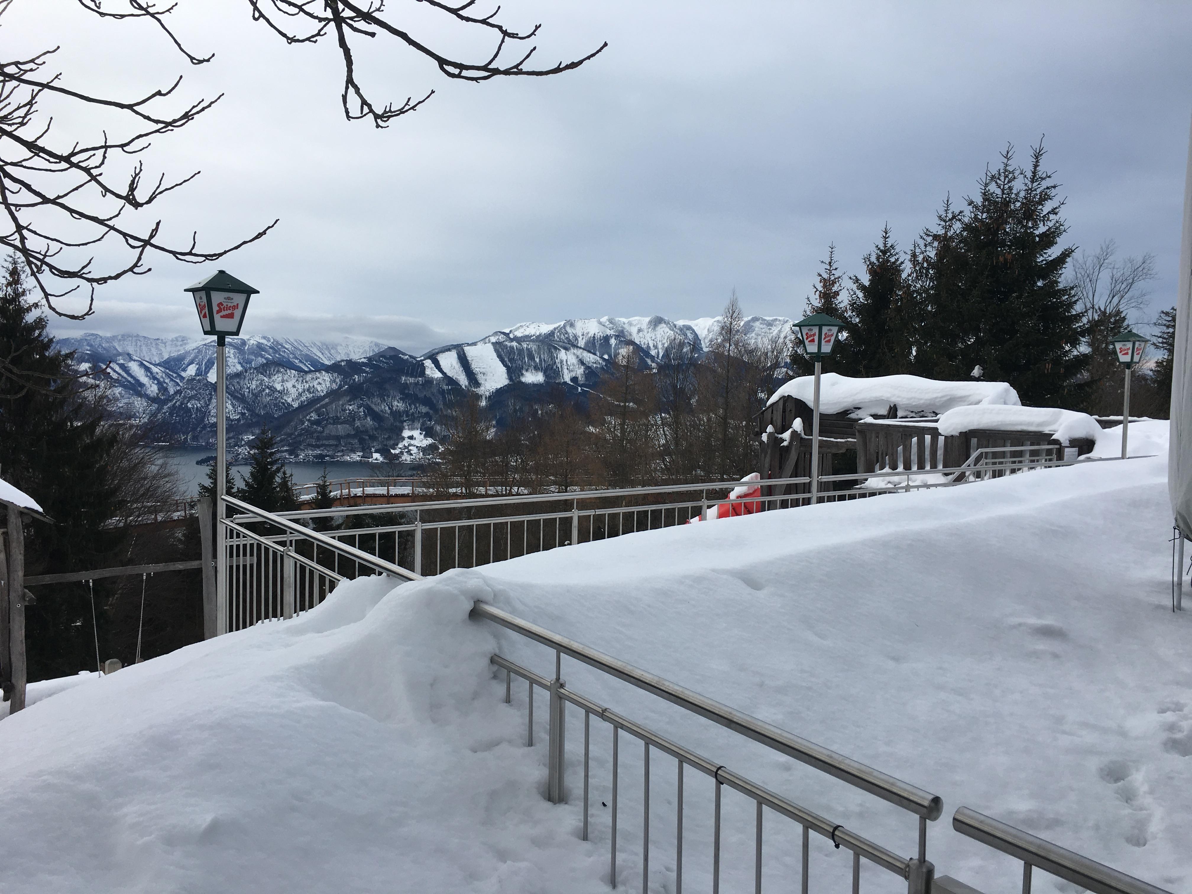 Skitour Grünberg 984m