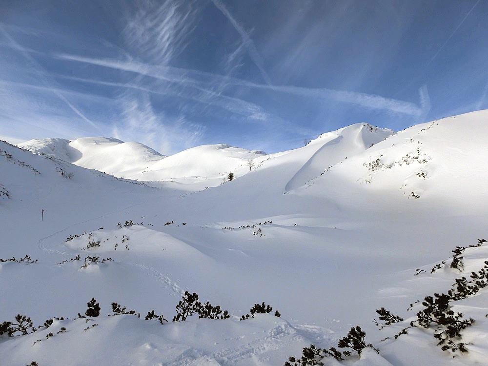 Skitour Hochschneid