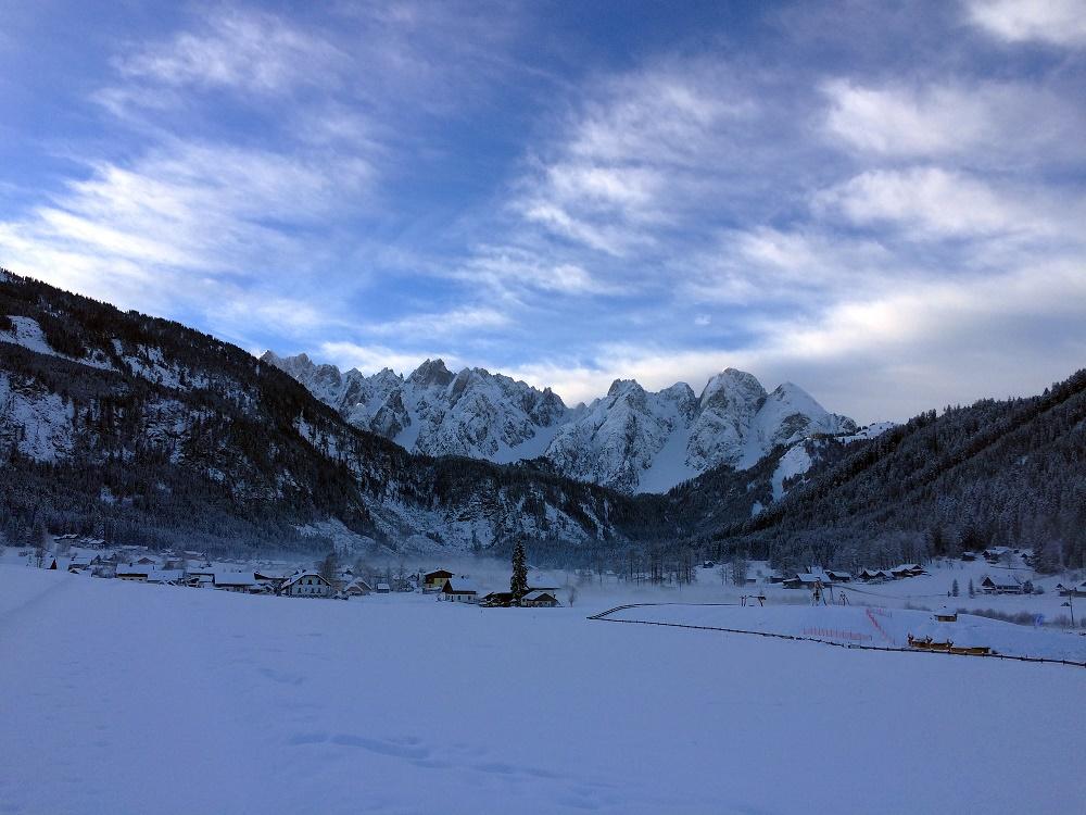 Schneeschuhtour Gosau