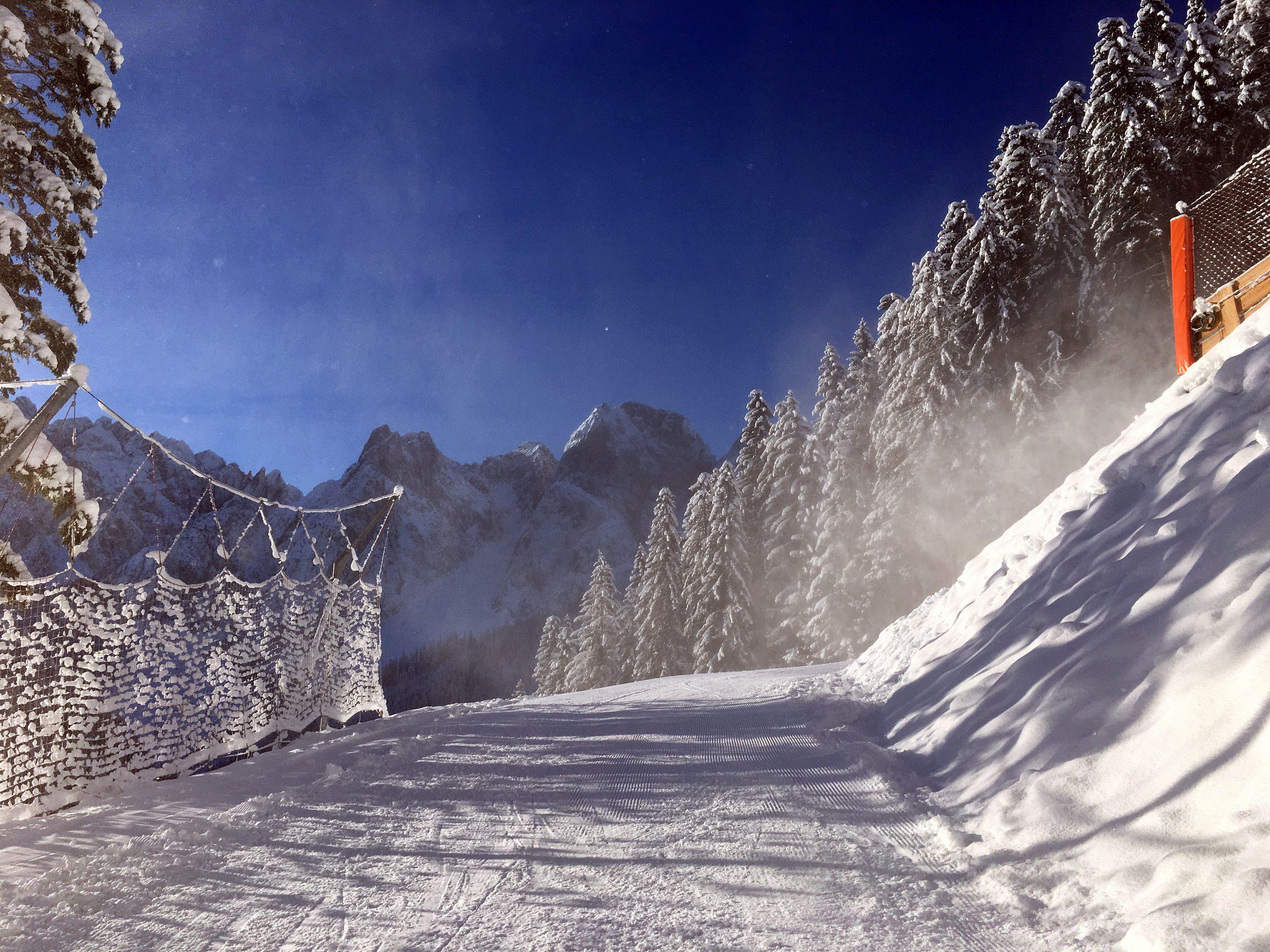 Skitour Zwieselalm