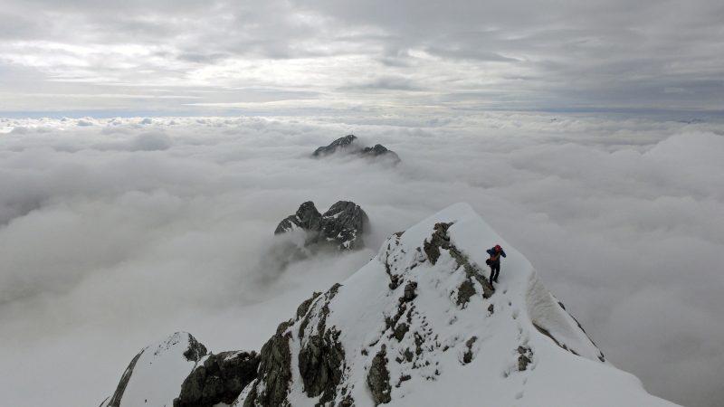 Hoher Dachstein 2995m